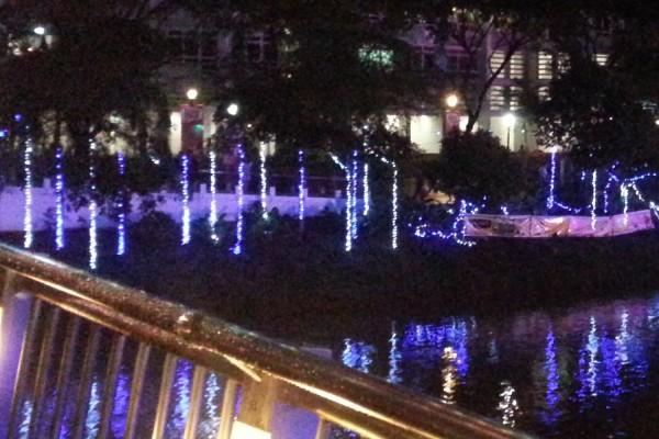Kallang river @ bendemeer